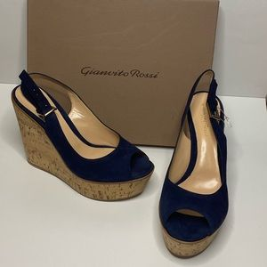 NEW! Gianvito Rossi Sandals